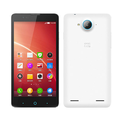 ZTE V5 Android Smartphone w/ 5.0-inch TFT Screen 4GB ROM 13.0MP GPS Quad Core CPU